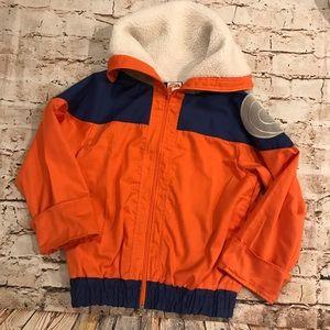 HTF Kids Naruto Shonen Jump Cosplay Jacket
